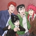YYH Fancomic Cover