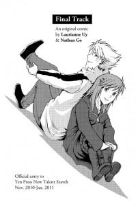 Final Track Manga