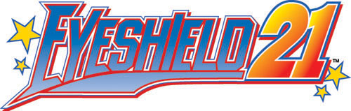 Eyeshield 21 English logo by Matt Hinrichs