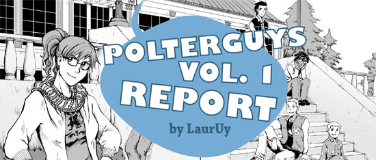 Polterguys Vol. 1 Report Blog Header